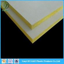 Moisture resistant drop ceiling plate