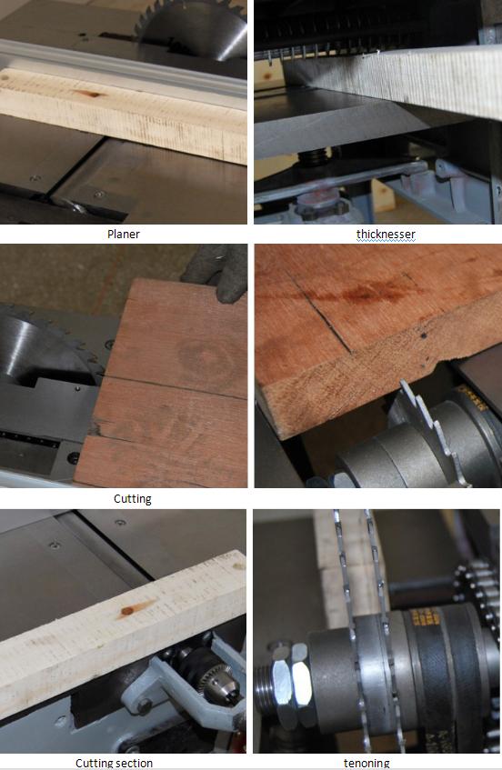 wood planing machine