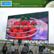 New invention Shenzhen JHG SMD indoor /p10 outdoor DIP transparent led screen