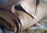 Five Star Hotel 100% Wool Blanket in Guangzhou
