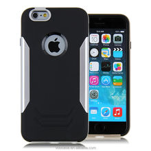 Mobile phone armor case for iPhone TPU PC case for iPhone 6Plus