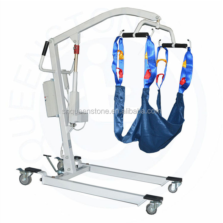 Physical Therapy Equipment Bed And Bathroom Hoist Electric Patient ...