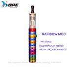 vaporizador mod do arco-íris