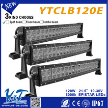2012 latest led light bars for trucks high performance with competitive price