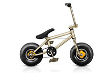 10inch downhill racing bmx mini pocket bike with 3pcs crank for sale