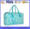 Factory directly selling canvas travel bag custom printed ziplock bags for travel