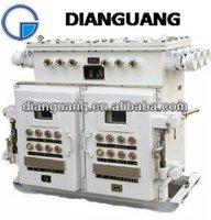 120A QBZ Dual Power Mining explosion proof ventilator electromagnetic Starter