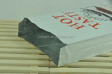 Foil laminated paper bag