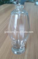 110ml unique custom-made clear Glass Perfume Bottle J1556