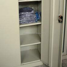 topchina swing door steel corner showcase cabinet hall storage furniture