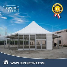 Outdoor Cold Weather Winter Party Tent China with Flooring