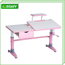 Eco-friendly children table and chair combination