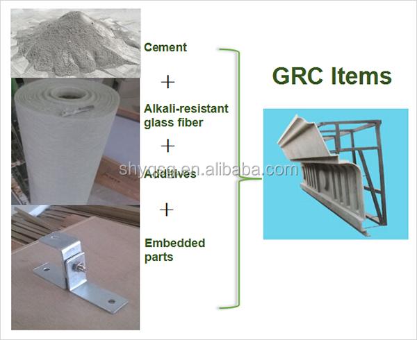 Haute qualit 3d moules grc cadre de la porte de la fen tre b ton moulage bor - Ciment romain composition ...