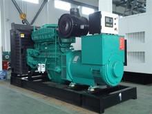 160kw 50hz/60hz 1500rpm generator diesel used cummins engine open type from China