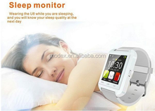 Fashionable 1.44inch Android U8 Smart Watch for mobile