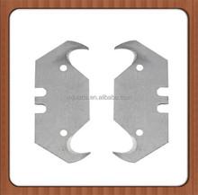 Woodpecker high carbon steel folding knife horn knife