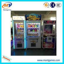Multi crane claw machine for sale./toy story machine for child/children catch prize game machine