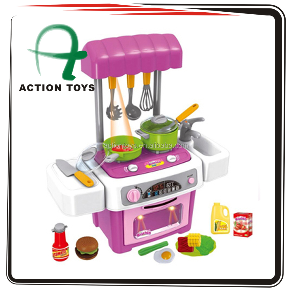 2015 latest product kitchen toy set kitchen baby toy baby for Kitchen set 2015