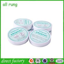 Brand new round shape press towel with high quality with CE certificate