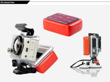New camera action house accessories for sj4000/5000/6000
