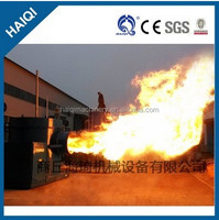 Ancestor Haiqi industrial biomass oak sawdust burning stoves for boiler