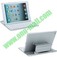 New Arrival Bluetooth Keyboard Leather Case for iPad Air with factory price and best quality