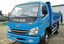Cheap Price Small Cargo Truck 4x2 Dump Truck with 5 Ton Loading Capacity
