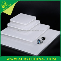 acrylic jewelry holder/PMMA display stand/perspex Desktop display series