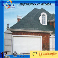 Lifting industrial sectional door with windows 2015 Tymex