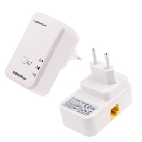 200Mbps Powerline Network Mini Homeplug AV Ethernet Bridge