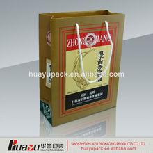 la fábrica de china de envío de papel bolsa de marcas de patatas fritas