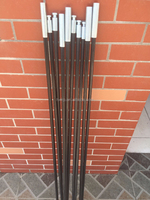 Best quality Tennis pole, net support