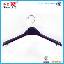 Custom Plastic Luxury Hanger for Boutique Dress Shop