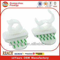 Trade assurance self adhesive plastic wire clips cable holder
