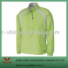 Green Color Autumn Outdoor Men Down Jacket ,Accept Embroidered or Printed