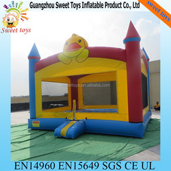 inflatable commercial jumper/ bouncer/ mini bounce/ bouncy castle