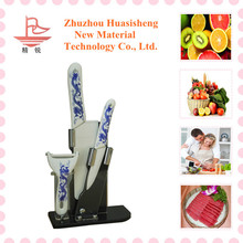 best recommend colorful anti-slip handle 4pcs kitchen knife set selling global first kitchen knife series