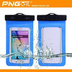 best selling pvc promotional fashionable cell waterproof bag for the beach
