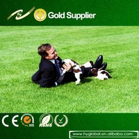 Cheap and durable artificial grass turf for decoration/courtyard/pets safe and soft artificial grass for dog