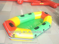 PVC inflatable fishing boat,river boat, inflatable boat for sale