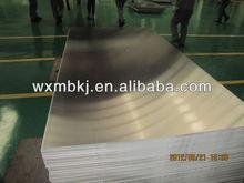 5083 placa de aluminio para la construcción de barcos