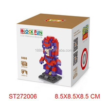 2015 hot educational toy mini figure diamond style puzzle game LOZ nano block in China
