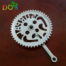 Top quality bicycle sprocket with crank bike sprocket for sale