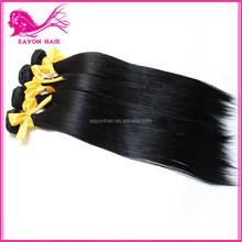 100 human hair yaki straight new product virgin extension hair dubai wholesale market