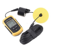 Christmas hot sale Portable Sonar LCD Fish Finder Alarm 100M
