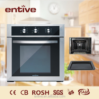 60cm tempered glass electric cake bakery ovens