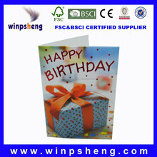 123 birthday wishes card