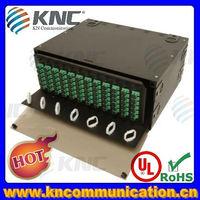 144 ports LC Fiber Optic Equipment