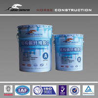 HM carbon fiber adhesive/glue sealant for old house construction