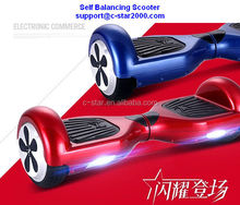 Fired wheels/ FASHIONABLE balancing scooter/ Two wheels Electric unicycle Mini Scooters self balance scooter